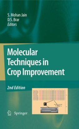 Jain, S. Mohan - Molecular Techniques in Crop Improvement, ebook