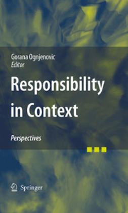 Ognjenovic, Gorana - Responsibility in Context, ebook