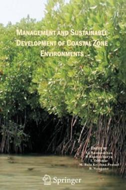Ramanathan, A L. - Management and Sustainable Development of Coastal Zone Environments, e-bok