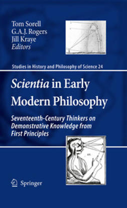 Sorell, Tom - Scientia in Early Modern Philosophy, ebook