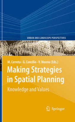 Cerreta, Maria - Making Strategies in Spatial Planning, ebook