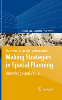 Cerreta, Maria - Making Strategies in Spatial Planning, e-kirja