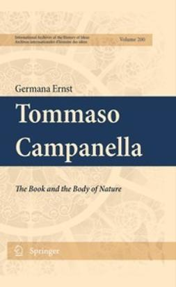 Ernst, Germana - Tommaso Campanella, ebook