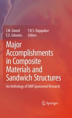 Daniel, I. M. - Major Accomplishments in Composite Materials and Sandwich Structures, ebook