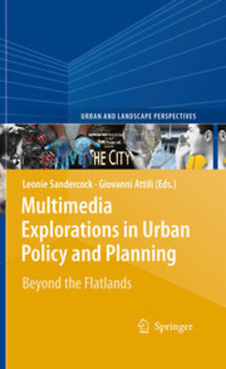 Sandercock, Leonie - Multimedia Explorations in Urban Policy and Planning, ebook