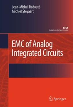 Redouté, Jean-Michel - EMC of Analog Integrated Circuits, ebook