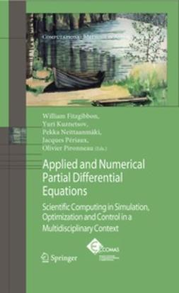 Fitzgibbon, W. - Applied and Numerical Partial Differential Equations, ebook
