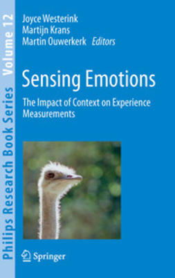 Westerink, Joyce - Sensing Emotions, ebook
