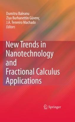 Baleanu, Dumitru - New Trends in Nanotechnology and Fractional Calculus Applications, e-bok
