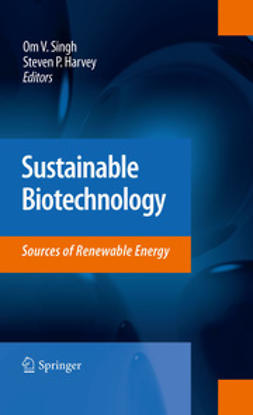 Singh, Om V. - Sustainable Biotechnology, ebook