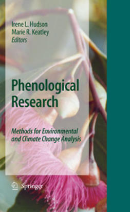 Hudson, Irene L. - Phenological Research, ebook