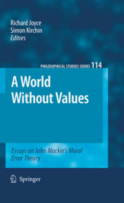 Joyce, Richard - A World Without Values, ebook