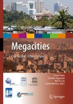 Kraas, Frauke - Megacities, ebook