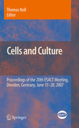 Noll, Thomas - Cells and Culture, e-bok