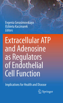 Gerasimovskaya, Evgenia - Extracellular ATP and adenosine as regulators of endothelial cell function, ebook
