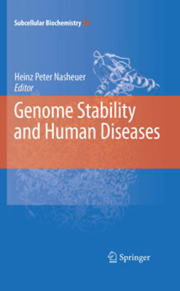 Nasheuer, Heinz-Peter - Genome Stability and Human Diseases, ebook