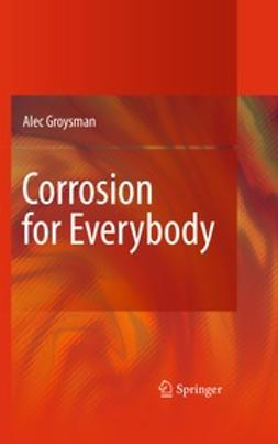 Groysman, Alec - Corrosion for Everybody, ebook