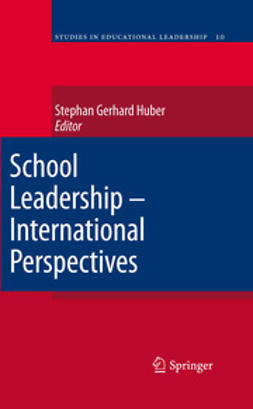 Huber, Stephan - School Leadership - International Perspectives, ebook