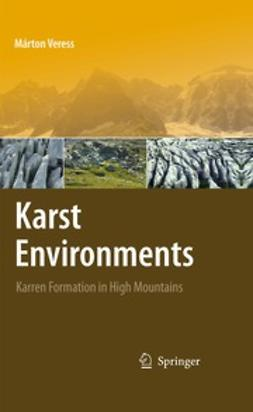 Veress, Márton - Karst Environments, ebook