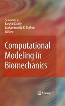 De, Suvranu - Computational Modeling in Biomechanics, ebook