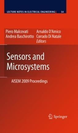 Malcovati, Piero - Sensors and Microsystems, e-bok