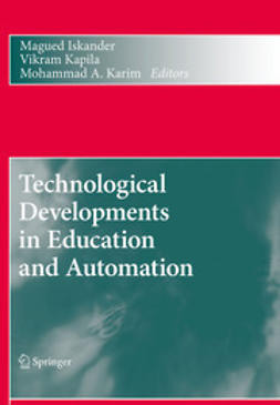 Iskander, Magued - Technological Developments in Education and Automation, ebook
