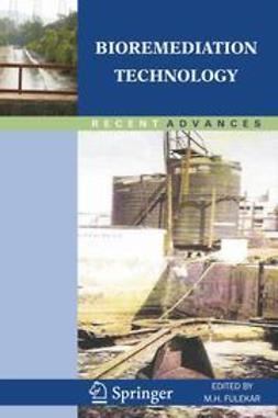 Fulekar, M. H. - Bioremediation Technology, e-kirja