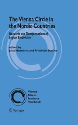 Manninen, Juha - The Vienna Circle in the Nordic Countries, ebook