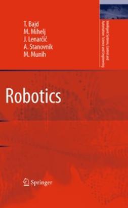 Bajd, Tadej - Robotics, ebook