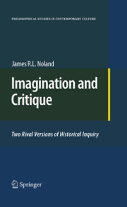 Noland, James R. L. - Imagination and Critique, e-bok
