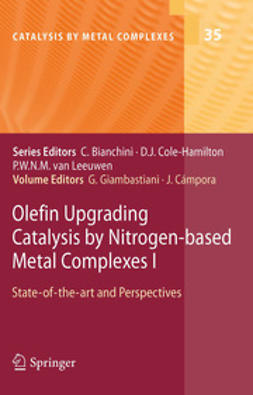 Campora, Juan - Olefin Upgrading Catalysis by Nitrogen-based Metal Complexes I, ebook