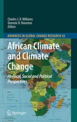 Williams, Charles J. R. - African Climate and Climate Change, e-bok