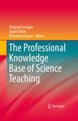 Corrigan, Deborah - The Professional Knowledge Base of Science Teaching, e-bok