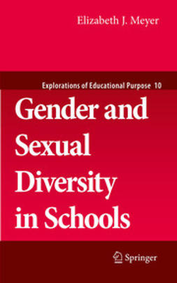 Meyer, Elizabeth J. - Gender and Sexual Diversity in Schools, e-bok