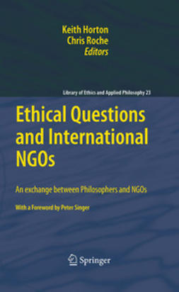 Horton, Keith - Ethical Questions and International NGOs, ebook