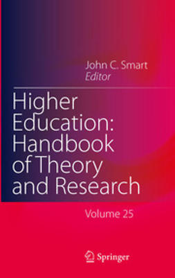 Smart, John C. - Higher Education: Handbook of Theory and Research, ebook