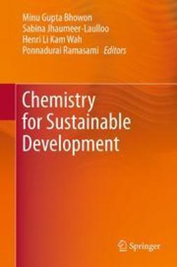 Bhowon, Minu Gupta - Chemistry for Sustainable Development, e-bok