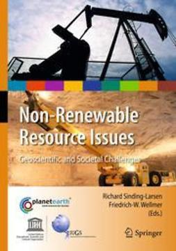 Sinding-Larsen, Richard - Non-Renewable Resource Issues, ebook