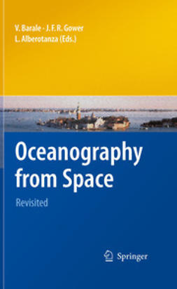 Barale, Vittorio - Oceanography from Space, e-bok