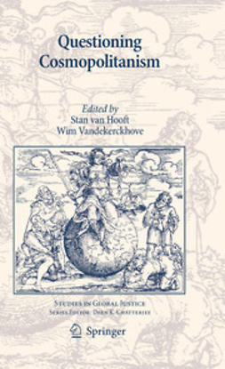 Hooft, Stan - Questioning Cosmopolitanism, ebook