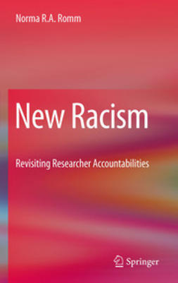 Romm, Norma - New Racism, ebook