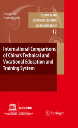Guo, Zhenyi - International Comparisons of China's Technical and Vocational Education and Training System, ebook