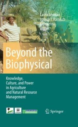 German, Laura A. - Beyond the Biophysical, ebook