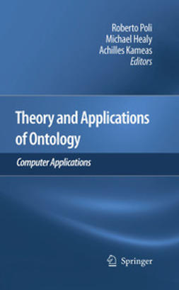 Poli, Roberto - Theory and Applications of Ontology: Computer Applications, e-bok