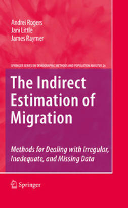 Rogers, Andrei - The Indirect Estimation of Migration, ebook