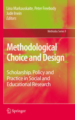 Markauskaite, Lina - Methodological Choice and Design, ebook