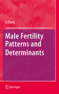 Zhang, Li - Male Fertility Patterns and Determinants, e-kirja