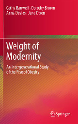Banwell, Cathy - Weight of Modernity, ebook