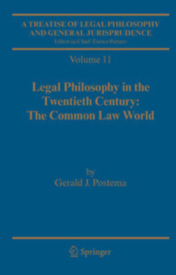 Postema, G.J. - A Treatise of Legal Philosophy and General Jurisprudence, ebook
