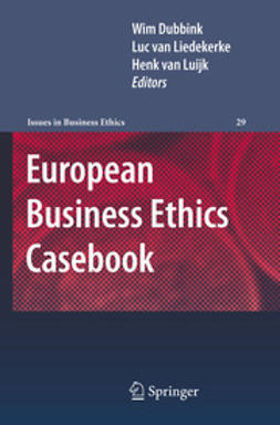 Dubbink, Wim - European Business Ethics Casebook, ebook